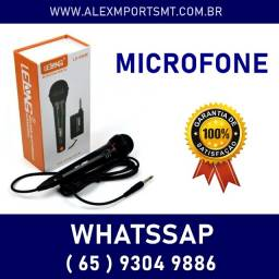 Microfone Sem Fio Profissional Lelong Le-996w Profissional Microfoni