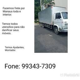 Frete baú frete baú frete baú barato Manaus