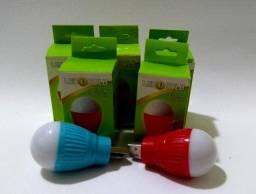 Led Bulb -Mini Lâmpada Led USB - Multiuso