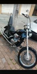 Escapamento Honda shadow 600