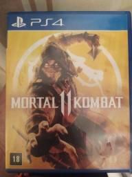 Mortal Kombat 11 ps4, pouco jogado