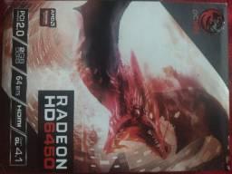 Placa De Vídeo RadeonHD 6450