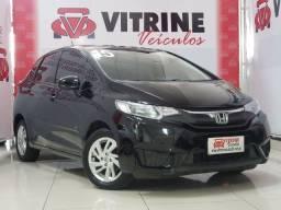 Honda FIT L.X Cambio CVT Baixo Km NOVO