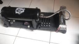Suspensão Air Rider Black Castor