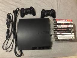 PlayStation 3 + jogos
