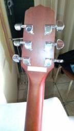 violão novo 550.00