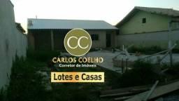 V.c. 651 Casa no Bairro Florestinha (Em Construção) Localizado em Unamar - Cabo Frio/Rj