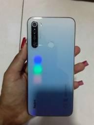 Xiaomi redmi not 8 branco