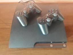 PS3 Slim top