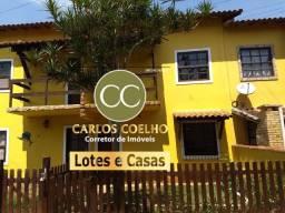 L7 Casa Lindíssima Tipo Duplex no Condomínio Verão Vermelho!!