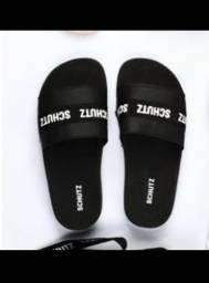 Vendo sandália slide schutz