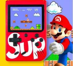 Videogame portátil retrô SUP