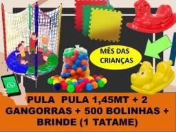 Playground Completo + Brinde // Ganho Extra - Retorno de 100% em Poucos Meses