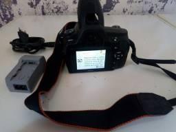 Câmera fotográfica em perfeito estado Sony Alpha 290 profissional