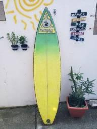 Prancha de surf usada 6'2