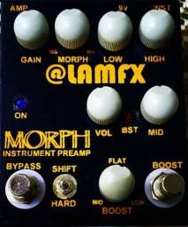 Morph preamp od/dist./clean/cab