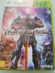 Transformers Rise Of The Dark Spark / XBOX 360