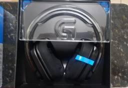 Headset Gamer Logitech G633 Artemks Spectrum RGB 7.1