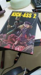 Venda/Troca Livro kick - Ass 2