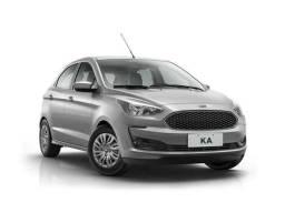 Financiamos ford ka 1.0 2021 com entrada minima de 800,00