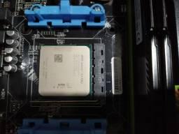 Athlon ii X4 760k