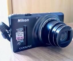 Nikon Coolpix s9500 Semi-nova