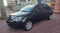 Fiesta 1.0 sedan flex ano 2007 completo doc ok barato