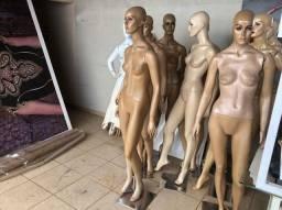 Manequins para loja