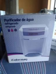Purificador de Água Refrigerado Colormaq