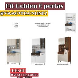 Título do anúncio: Armario Cozinha Golden Entrega e Montagem gratis
