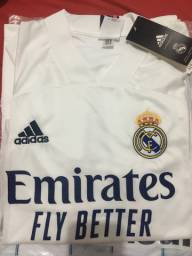 Camisa do Real Madri Tailândesa