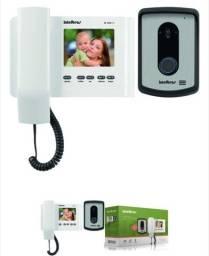 Video Porteiro Eletrônico Com Monofone Intelbras (Novo)