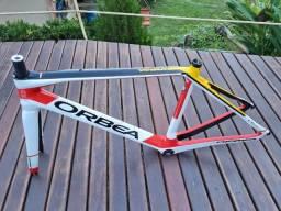 Quadro Bike Speed Orbea Orca Cofidis