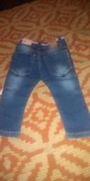 Título do anúncio: Calça jeans criança