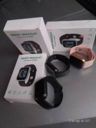 Título do anúncio: Relógio smartwatch diversas cores
