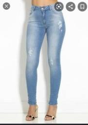 Lote com 30 calças jeans novas
