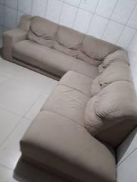 Sofá grande de canto