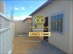 J+ 733* Casa linda na planta em  Unamar  - Cabo Frio Rj