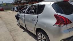 Sucata 3008 1.6 2015/2016 gasolina