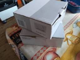 Vendo 2 Down Light Aluminum completos na caixa e com manual,os dois por 10 reais