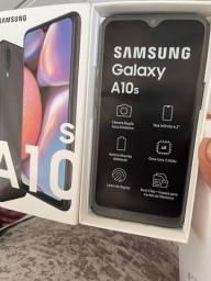 Samsung galaxy A10 lacrado.