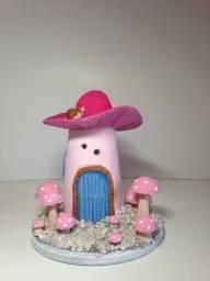 Casa de Fada - Modelo Cogumelo