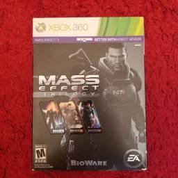 Box Mass Effect Trilogy Xbox