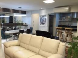 Apartamento Mobiliado Alto Padrão no Centro de Alphaville