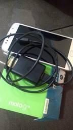 Celular Moto G5s usado mas em bom estado tudo funcionando perfeitamente