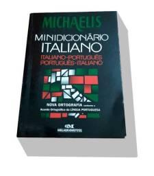 Título do anúncio: Livros Mini Dicionarios