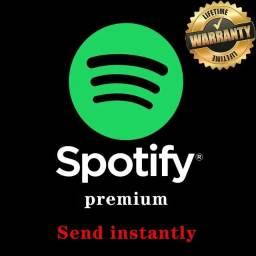 SpotiFy Premium 3 Meses. Promoção Somente Hj