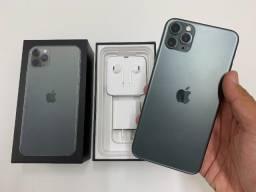 iPhone 11 Pro Max 256gb Verde || Impecável || Loja Física Savassi