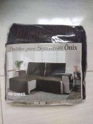Vendo protetor de sofá novo