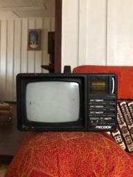 Tv/rádio antiga
